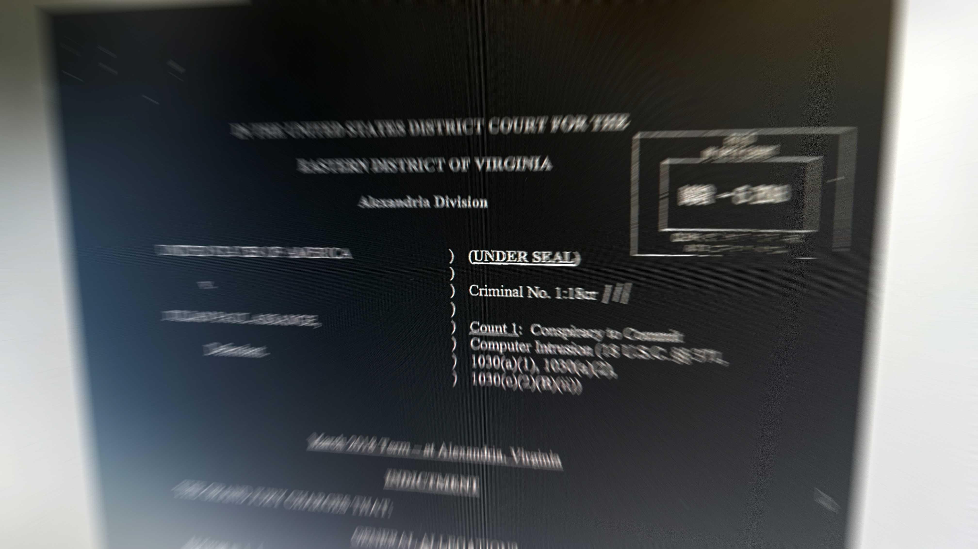 US-Regierung wirft Assange Hilfe beim Computereinbruch vor