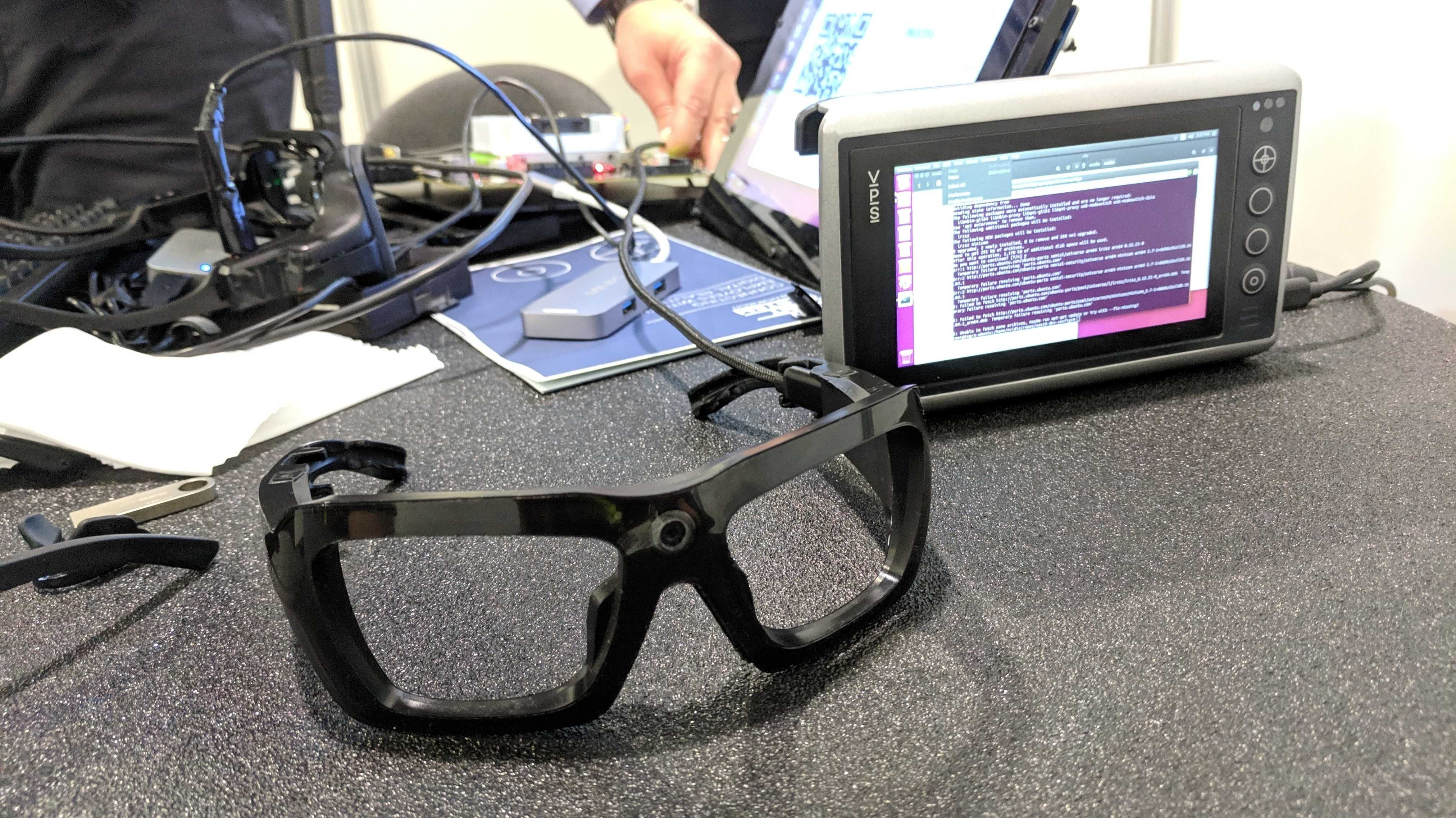 Augmented Reality mit Eye-Tracking: Die Gedankenlese-Brile