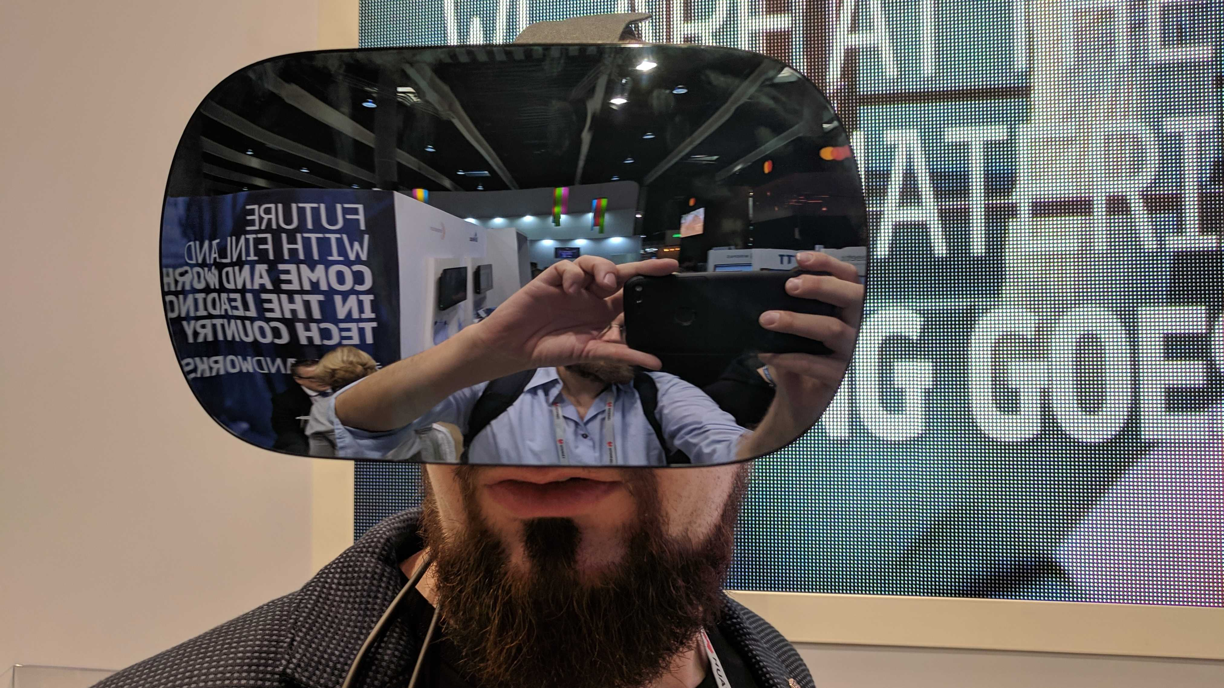 Varjo VR-1 ausprobiert: Das schärfste Virtual-Reality-Headset der Welt