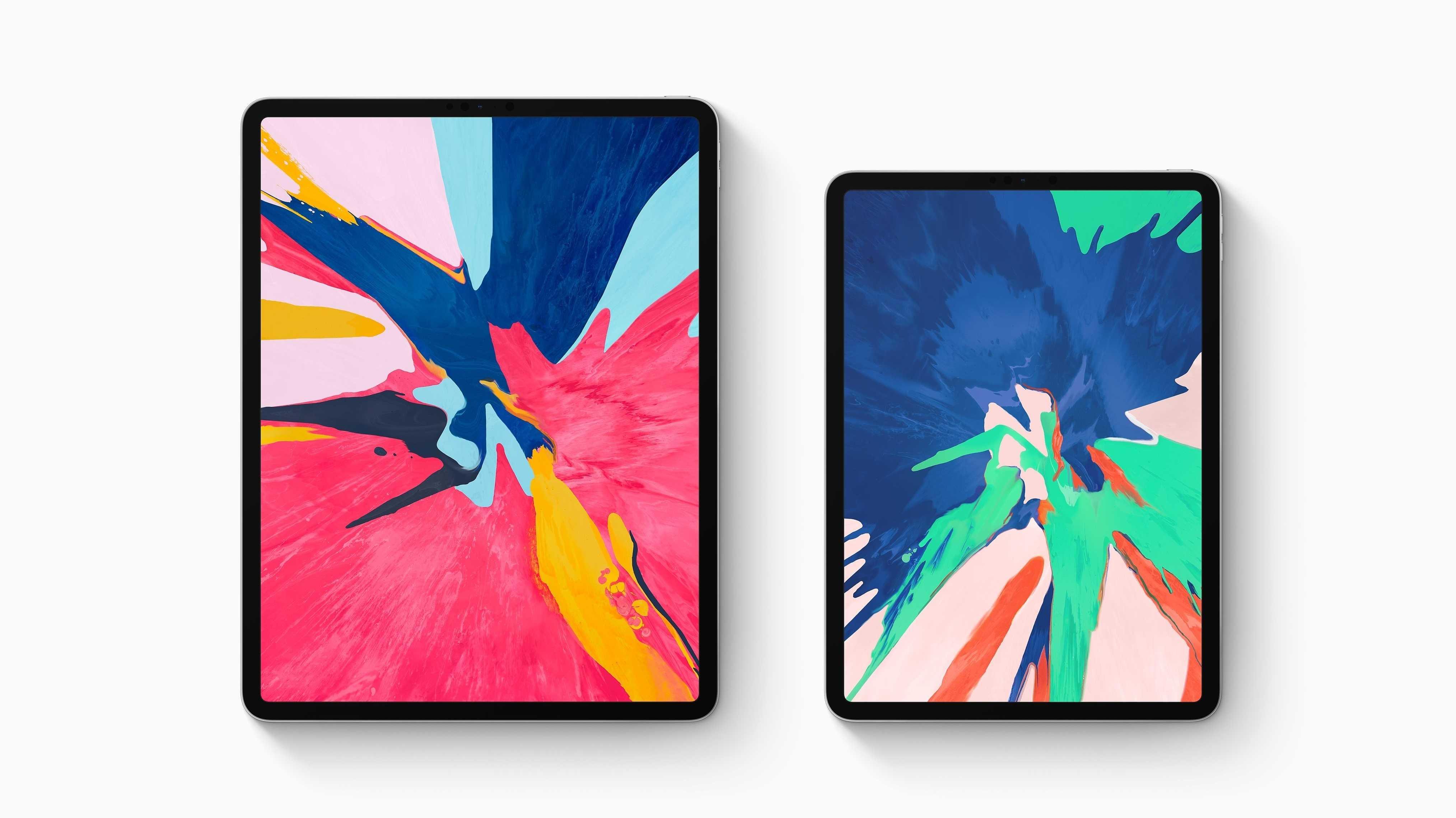 Face ID beim iPad Pro: Auf die Haltung kommt es an