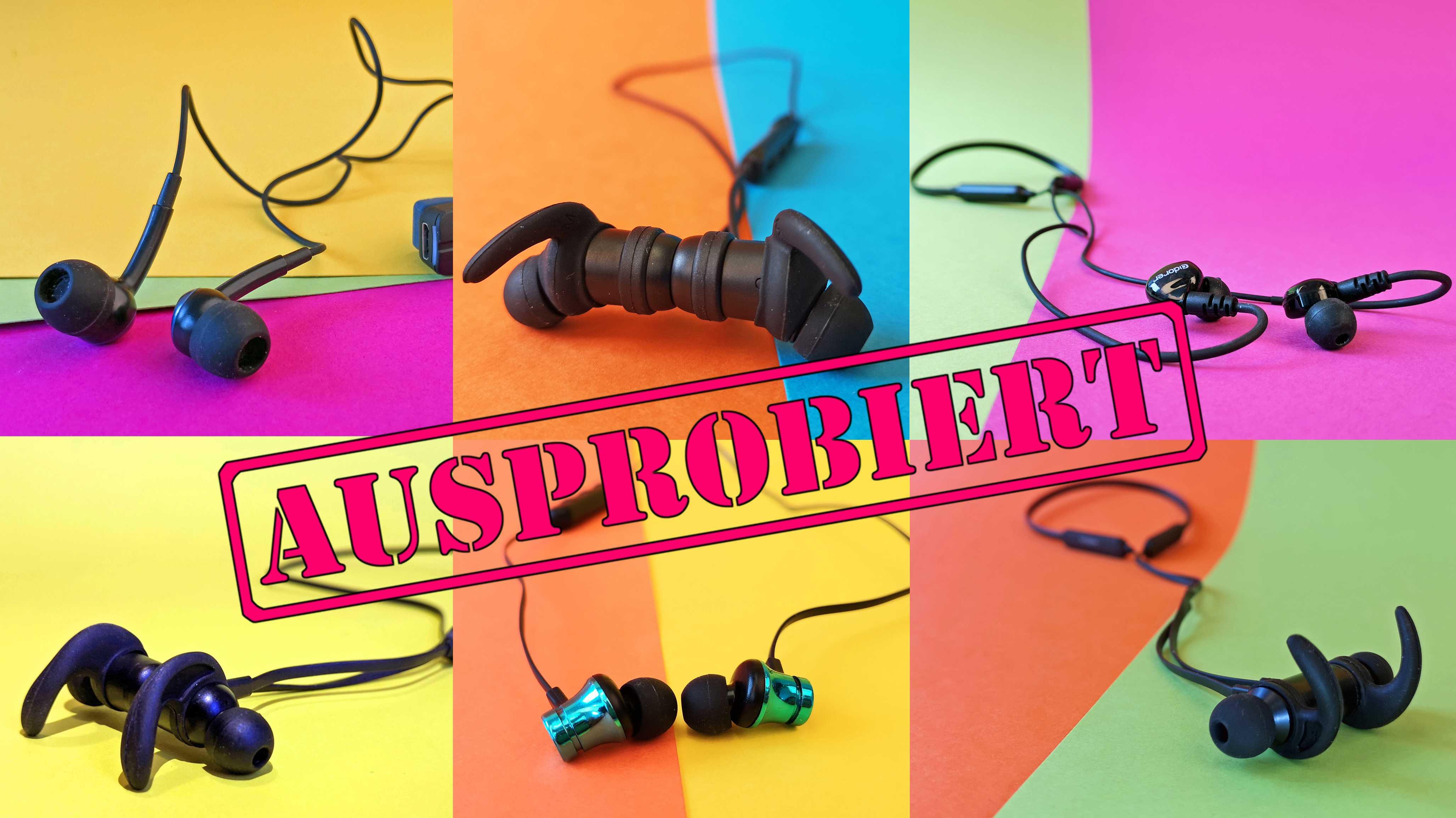 Bluetooth-Kopfhörer für unter 30 Euro im Vergleichstest