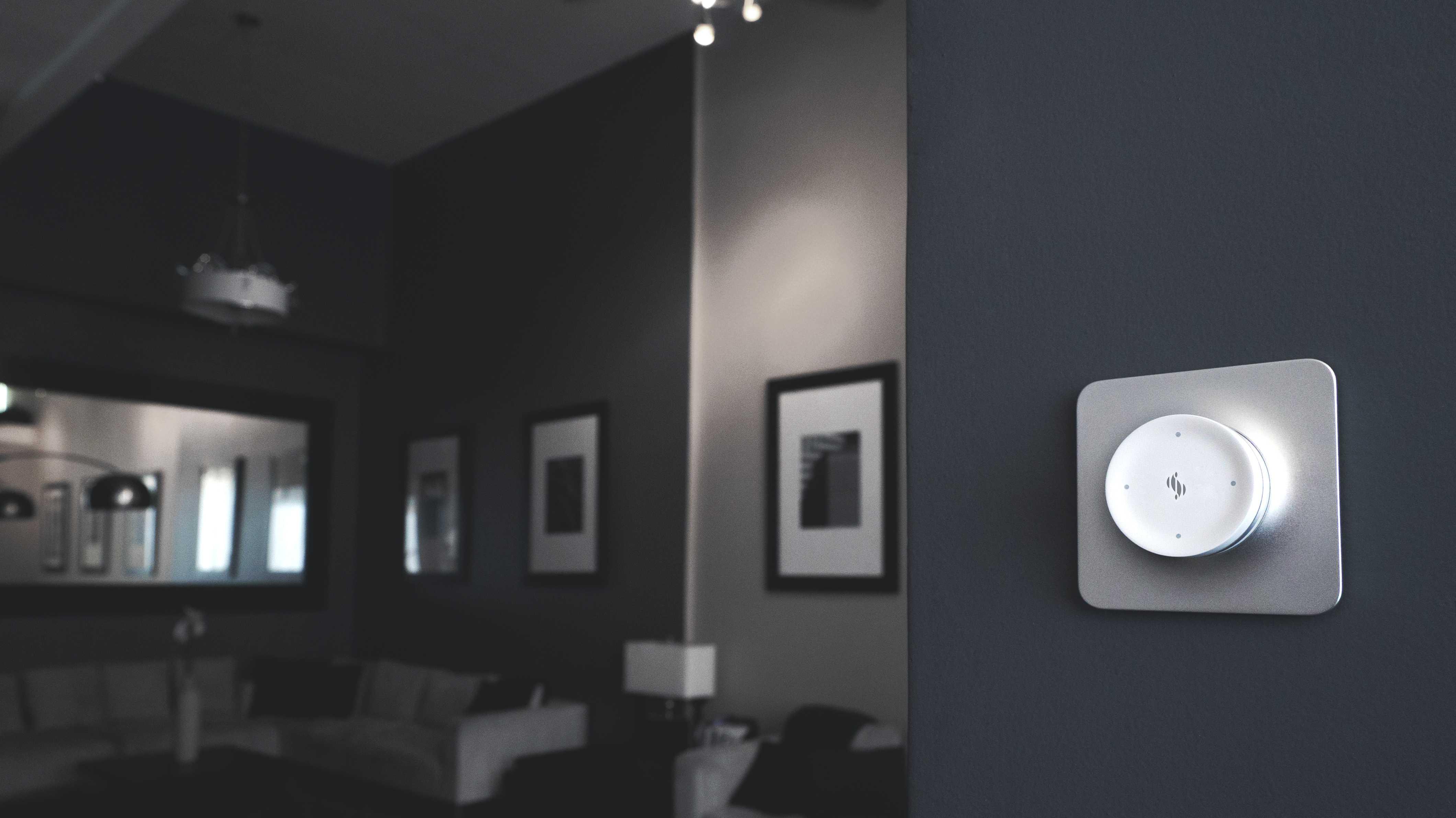 Bluetooth Smart: Schalter läuft mit einer Batterie bis zu acht Jahre