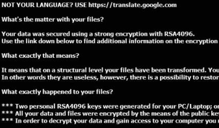 Erpresser rüsten nach: Verschlüsselungs-Trojaner TeslaCrypt 4.0 gesichtet