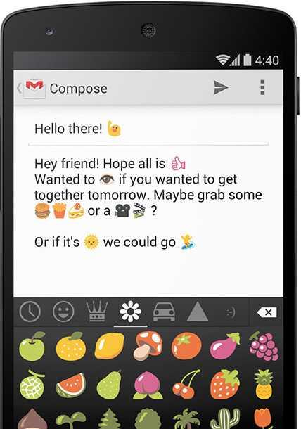 Google Android 4.4 Kitkat Details Neuerungen