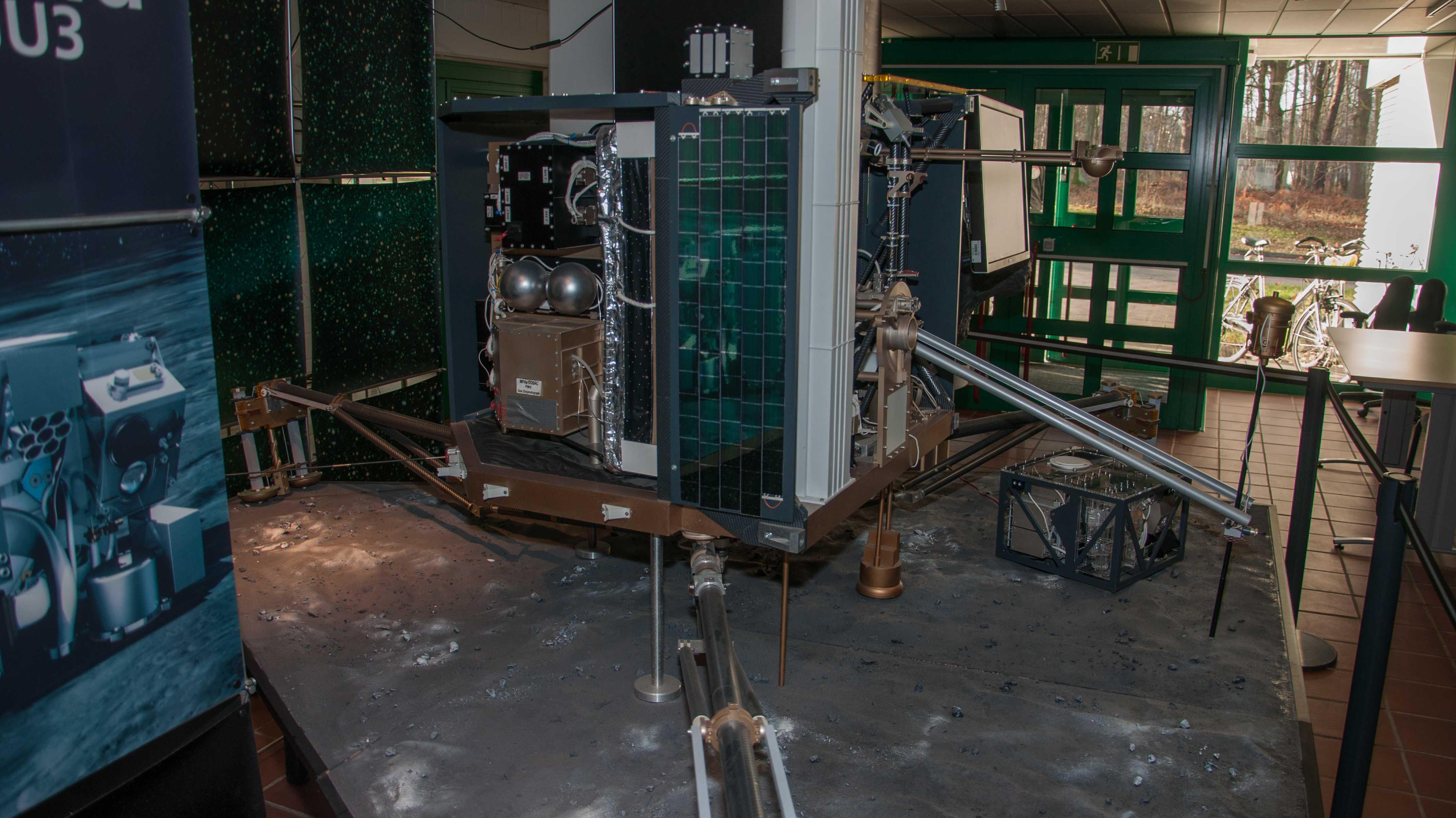 ESA-Sonde Rosetta soll Philae wieder anfunken