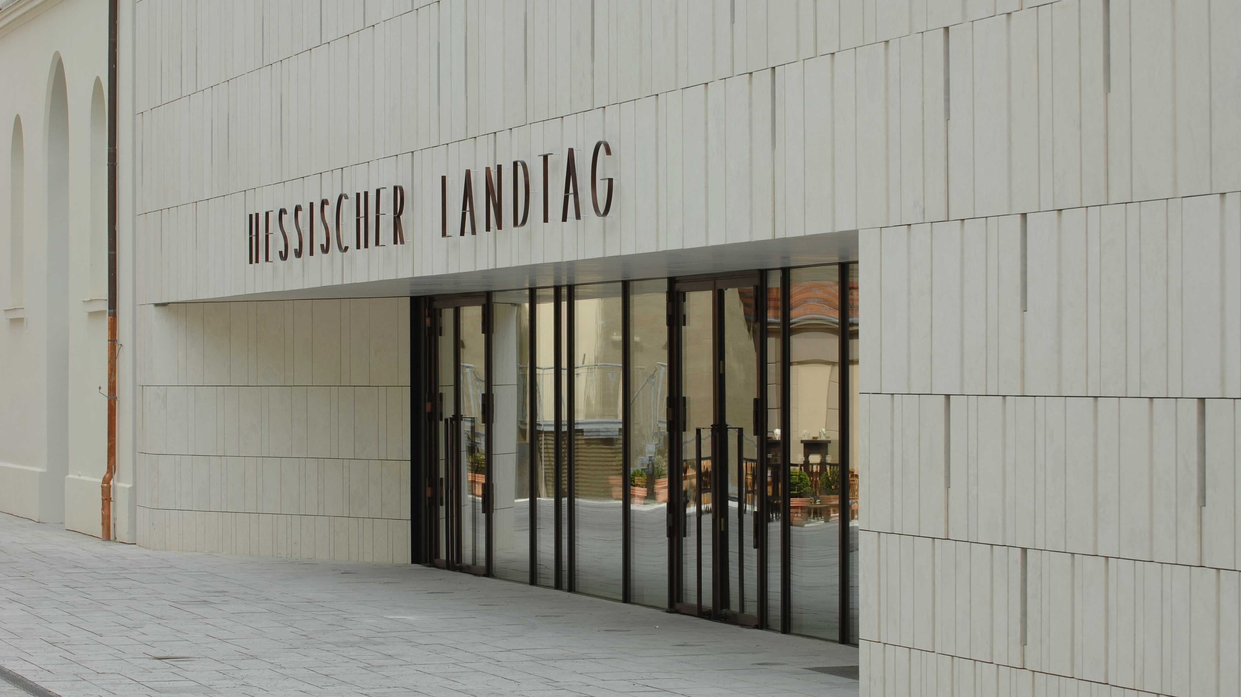 Hessen: Grundrecht auf Datenschutz und digitale Infrastruktur
