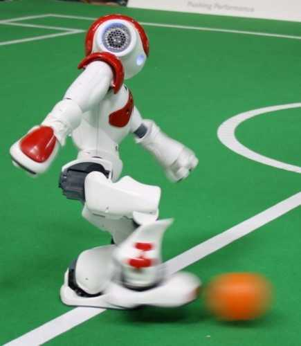 RoboCup-Fußballer