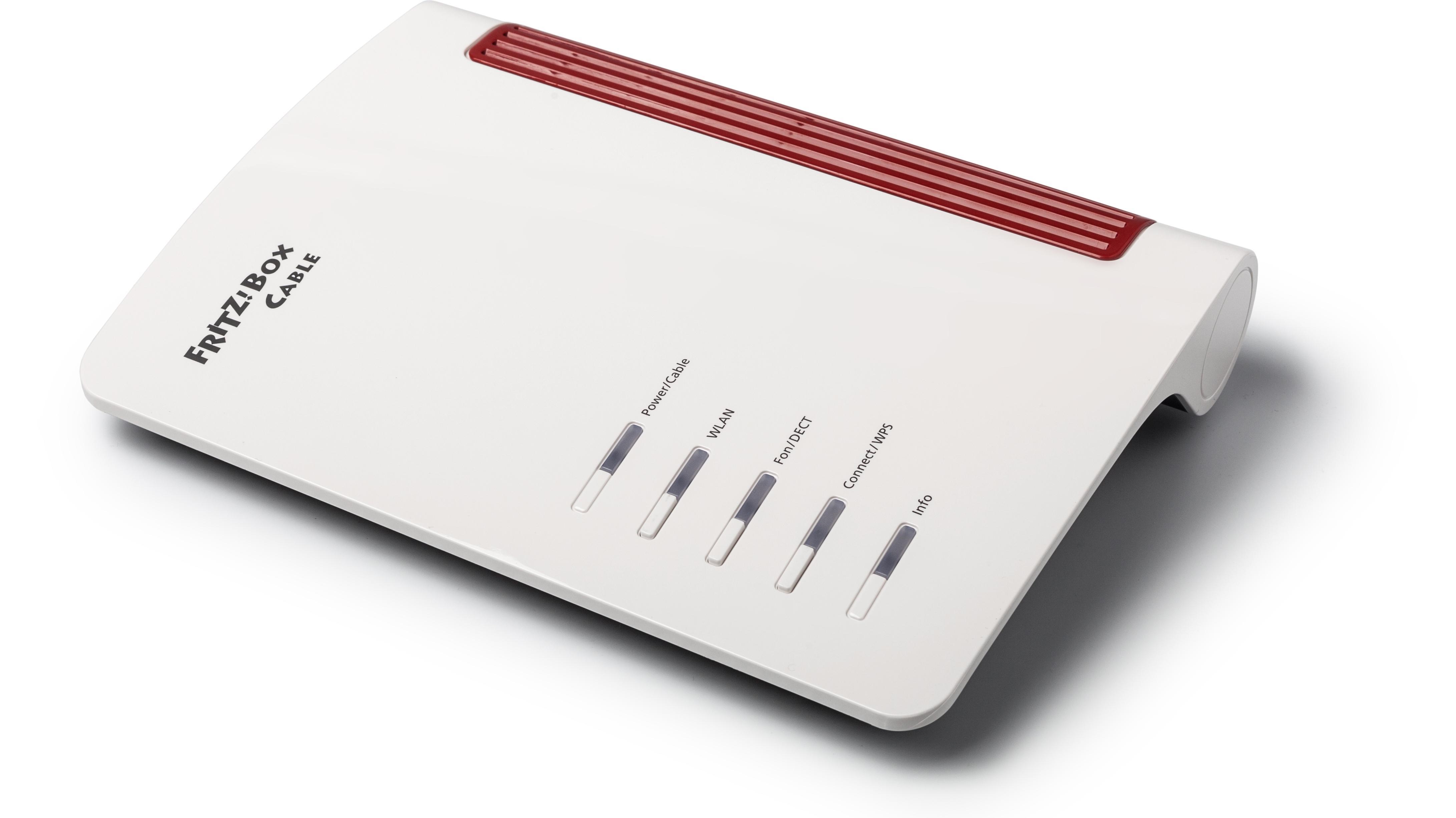 Fritzbox 20 AX AVMs erster DSL Router mit Wi Fi 20   WLAN mit ...