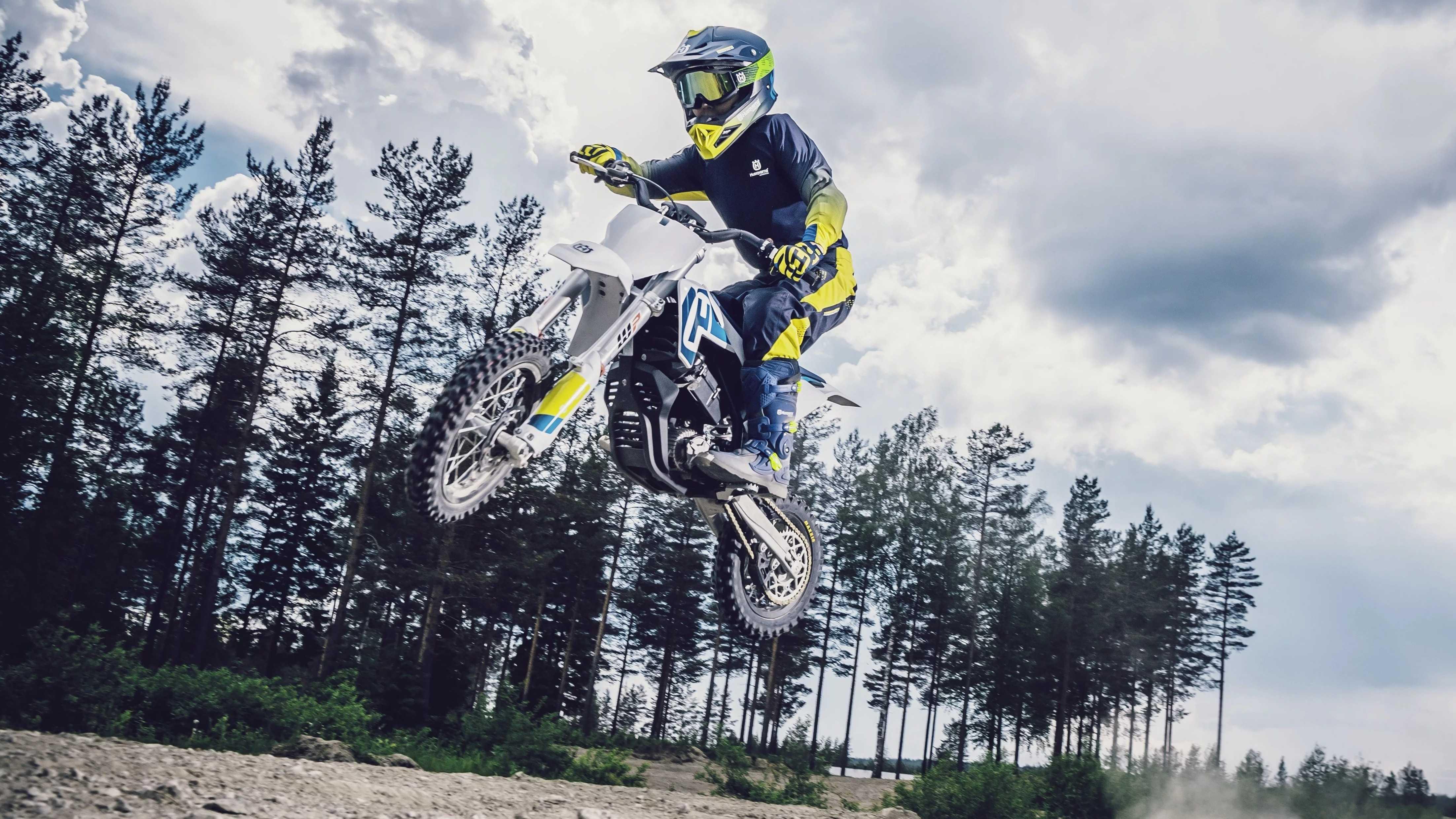 Elektro-Motorrad: Husqvarna bringt sein erstes elektrifiziertes Kleinmotorrad