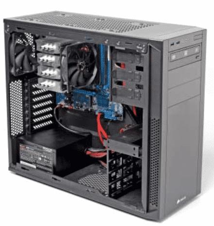 Sparsam, leise und bei Bedarf richtig schnell: Unser 11-Watt-PC