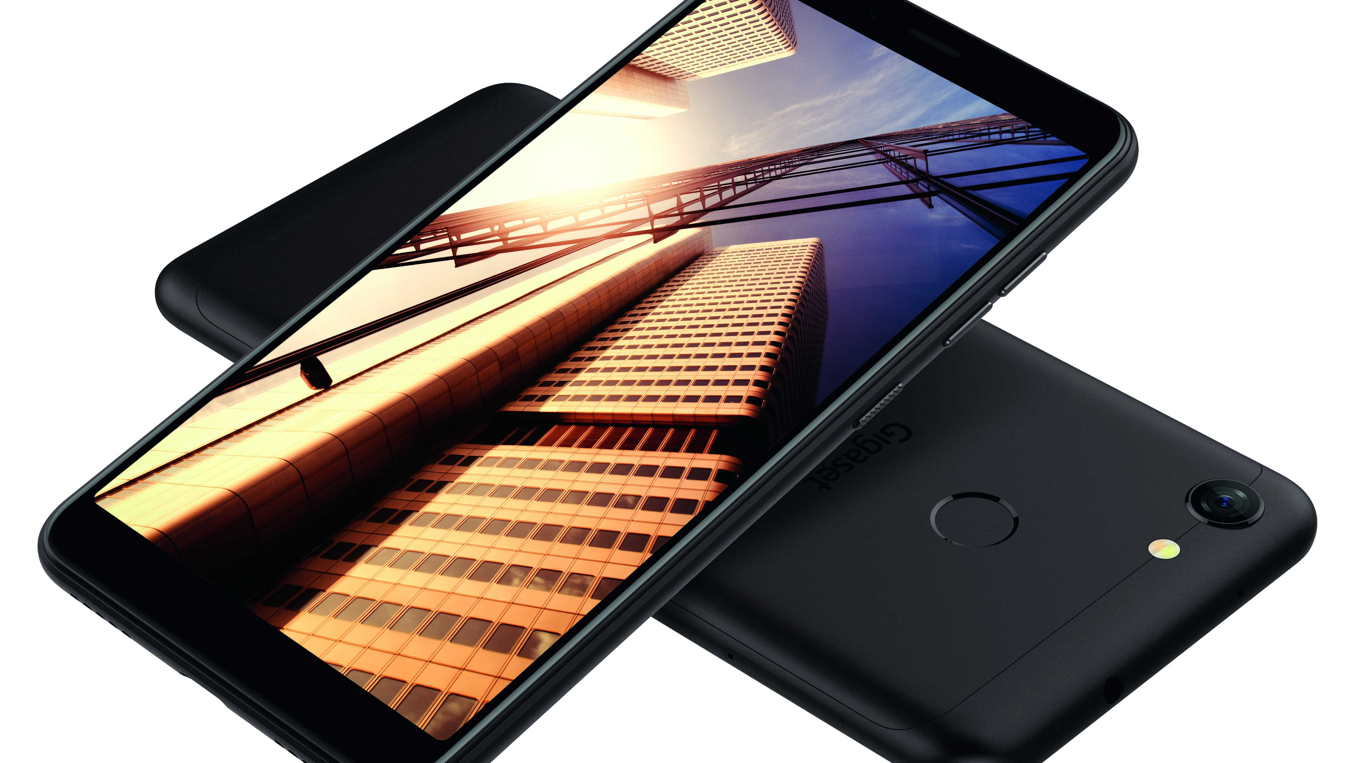 Gigaset stellt neues Einsteiger-Smartphone vor: Fertigung in Deutschland