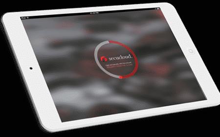 Secucloud soll per App auch Smartphones und Tablets laufen