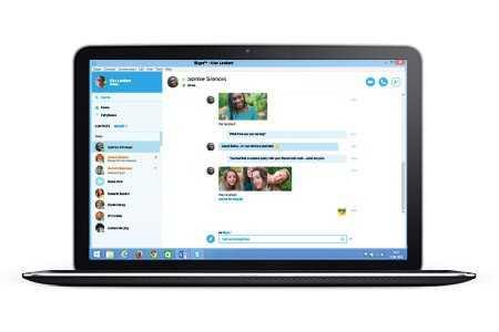 Integriert: Mit Skype for Web streicht Microsoft den Zwang zum proprietären Client für den Videotelefonie-Dienst.