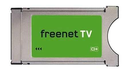 Für den Empfang von SAT.1 & Co. benötigt man fürs TV-Gerät ein Freenet-Modul.