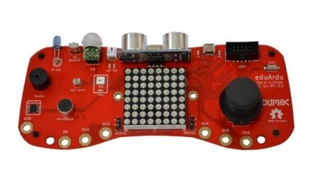 eduArdu: Arduino-Konsole, um Programmieren zu lernen