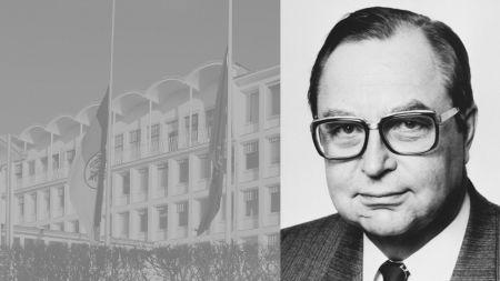 Pionier der polizeilichen Informationsverarbeitung: zum Tode von Horst Herold