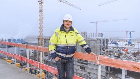 Bauleiter bei Bosch: Verantwortlich für eine Milliardeninvestition mit 30 Jahren
