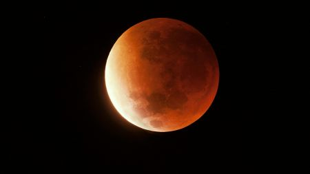 Blutmond im Januar 2019: So fotografieren Sie die totale Mondfinsternis