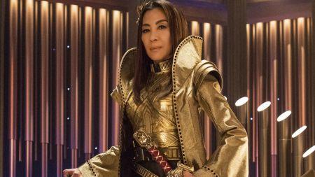 Spinoff von Star Trek Discovery mit Michelle Yeoh angekündigt
