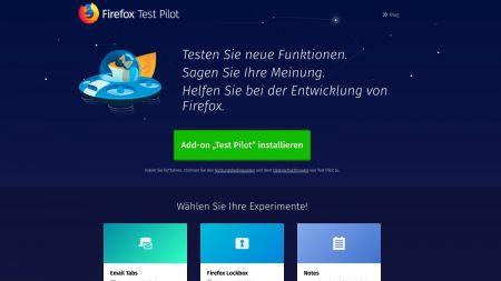 Mozilla beendet Test-Pilot-Programm für Firefox