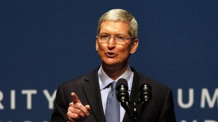 Apple-Chef ruft nach Regulierung von Daten-Brokern
