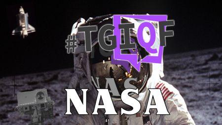 #TGIQF – das NASA-Quiz