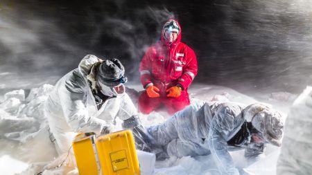Polar-Forschungsprojekt