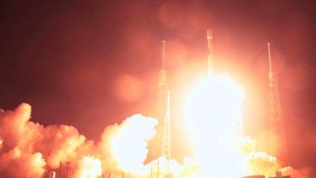 Raketenstart erfolgreich: Israel schickt erstmals Raumsonde zum Mond