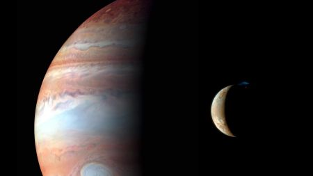 Astronomen suchen öffentlich Namensvorschläge für fünf Jupitermonde