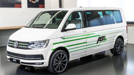 Abt e-Transporter: Lokal emissionsfrei im VW T6