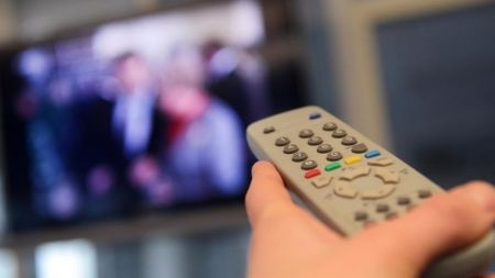 Heimelektronik: Umsatz mit TV-Geräten sackt ab