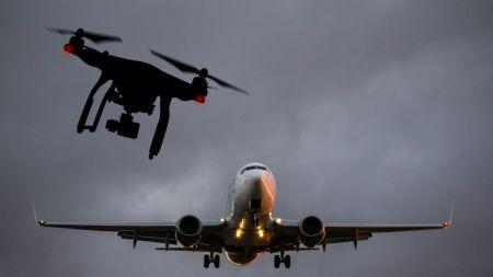 Bundespolizei beklagt Lücken in der Abwehr von Drohnen an Flughäfen