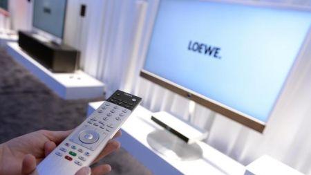 Fernsehhersteller Loewe stellt Betrieb ein und Mitarbeiter frei