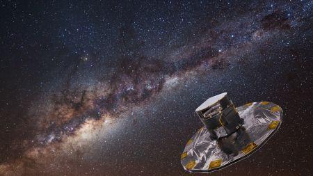 ESA-Weltraumteleskop Gaia: Korrektur-Manöver um Erdschatten auszuweichen