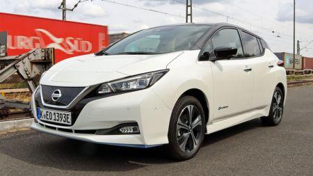 Elektroauto Nissan Leaf e+ im Test: Akku plus