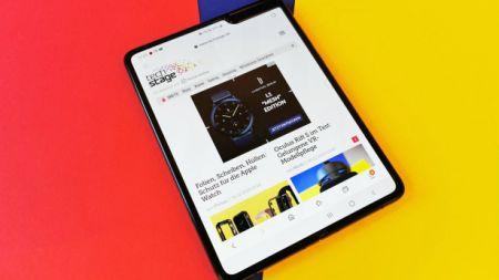 TechStage | Samsung Galaxy Fold: Smartphone mit faltbarem Display und Top-Ausstattung im Test
