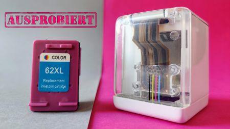 TechStage | Mobil (fast) alles bedrucken: Der winzige Mbrush im Test