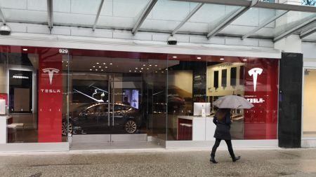 Teslas Produktionsrekord löst Kursfeuerwerk aus