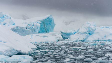 Antarktische Erwärmung stört Meereszirkulation