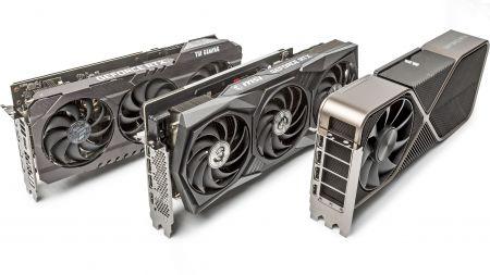 heise+ | Gaming-Grafikkarten: Nvidia GeForce RTX 3070, 3080 und 3090 im Vergleich