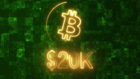Altes Rekordhoch fast erreicht: Bitcoin über 19.000 US-Dollar