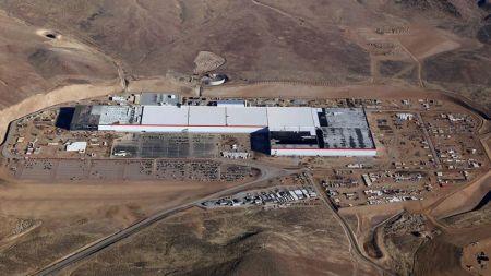 Musk: Tesla-Werk bei Berlin wird weltgrößte Batteriefabrik