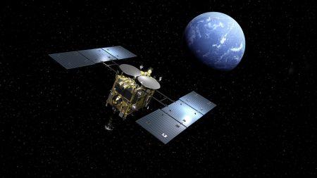 Hayabusa 2: Ein Bremer für Japans Raumfahrtprogramm