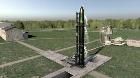 Mini-Raketen aus Deutschland