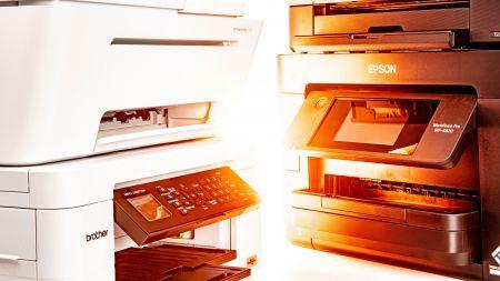 heise+ | Günstige Multifunktionsdrucker für Familie und Homeoffice