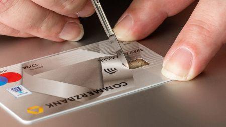 heise+ | Operation Funkstille: NFC-Transponder von Giro- und Kreditkarten kastrieren