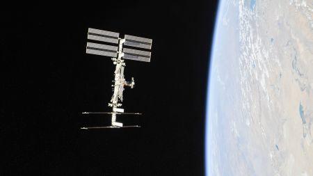 Internationale Raumstation: Eventuell noch ein zweites Leck auf der ISS