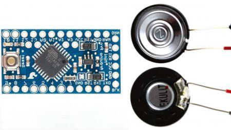 heise+ | Make-Projekt: Arduino als Tonerzeuger