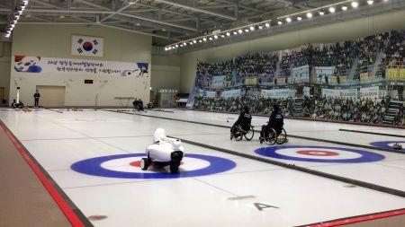 Roboter siegen beim Curling