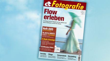 heise-Angebot: c't Fotografie 2/2021: Flow – Fotografieren als Glückserlebnis